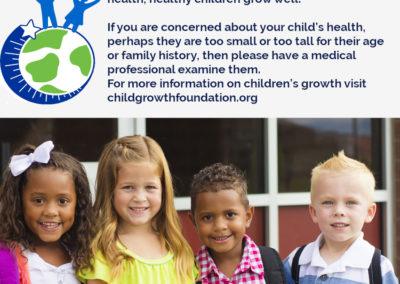 Growth Awareness Poster 2019